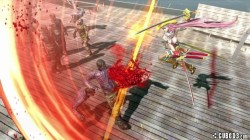 Screenshot for Onechanbara Z2: Chaos - click to enlarge