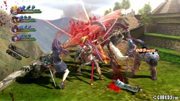 Onechanbara Z2 Chaos Playstation 4 Review Page 1 Cubed3