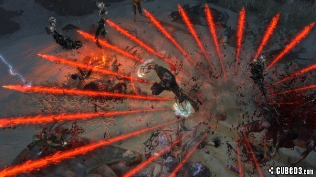 Screenshot for Path of Exile: The Awakening on PC
