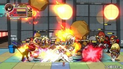 Screenshot for Phantom Breaker: Battle Grounds Overdrive - click to enlarge