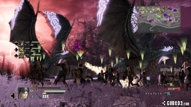 Screenshot for Bladestorm: Nightmare on PC