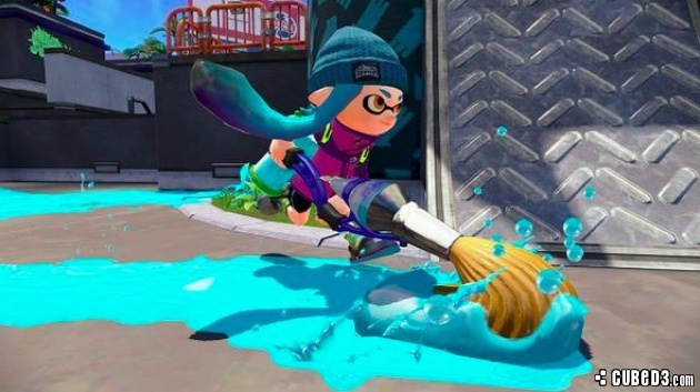Image for Aggressive Approach to Splatoon Updates