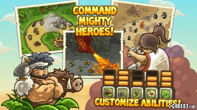 Screenshot for Kingdom Rush Frontiers on Android
