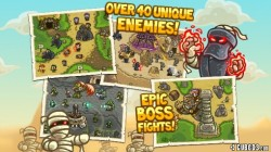 Screenshot for Kingdom Rush Frontiers - click to enlarge