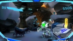Screenshot for Metroid Prime: Federation Force - click to enlarge