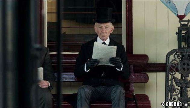 Image for Lights, Camera, Action! | Mr. Holmes (Movie Review)