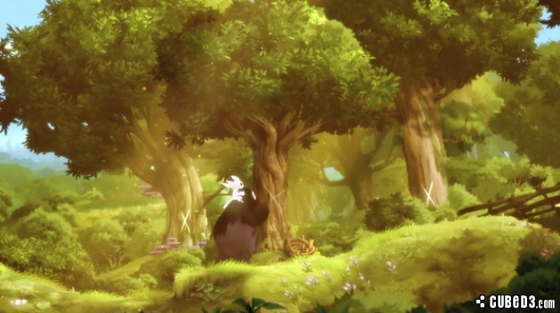 Screenshot for Ori and the Blind Forest on PC