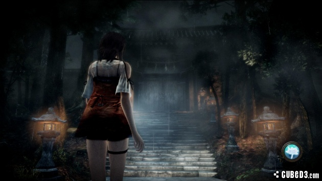Screenshot for Fatal Frame: Maiden of Black Water on Wii U