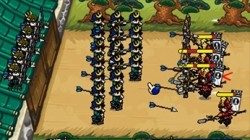 Screenshot for Samurai Defender - click to enlarge