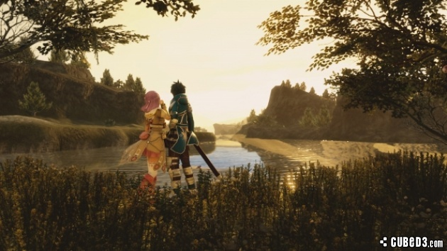 Image for Star Ocean V Coming to PS4 in 2016