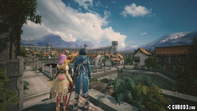 Screenshot for Star Ocean: Integrity and Faithlessness on PlayStation 4