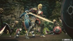 Screenshot for Star Ocean: Integrity and Faithlessness - click to enlarge