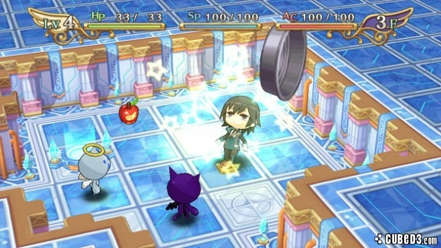 Screenshot for The Awakened Fate Ultimatum on PlayStation 3