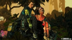 Screenshot for Tales from the Borderlands: Episode 3 - Catch a Ride - click to enlarge
