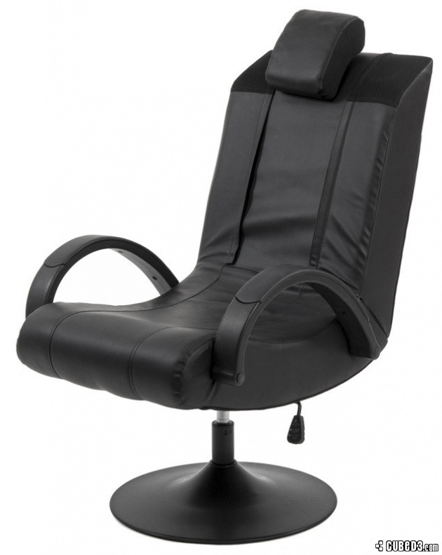Good Image For Tech Up! | Xenta Pedestal Gaming Chair