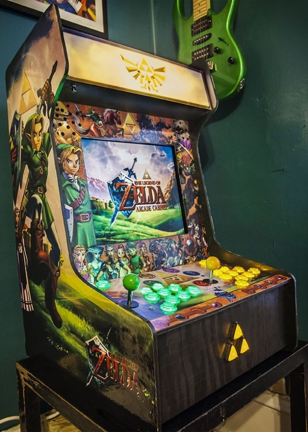 Image for Play Zelda: Ocarina of Time on an Arcade Unit