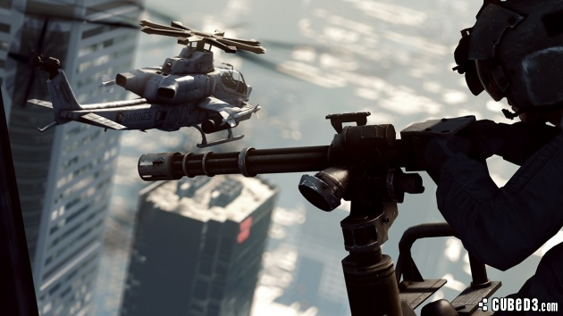 Screenshot for Battlefield 4 on PlayStation 4