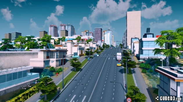 Screenshot for Cities: Skylines on Xbox One