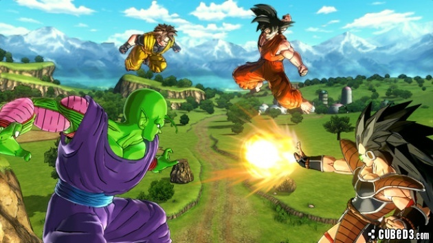 Screenshot for Dragon Ball: Xenoverse on PC