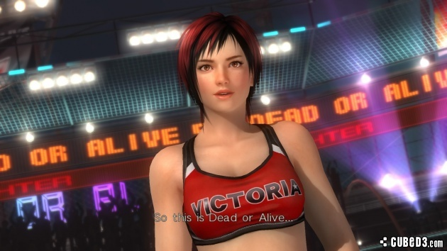 Screenshot for Dead or Alive 5 Last Round on PlayStation 4