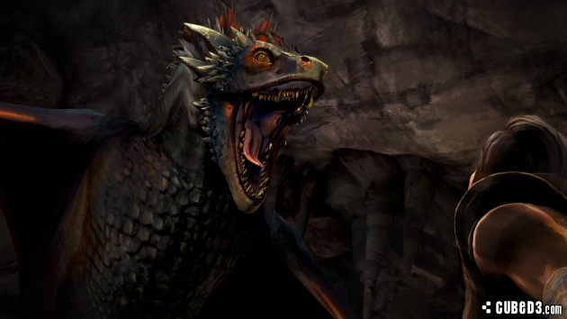 Screenshot for Game of Thrones: Episode Three - The Sword in the Darkness on PlayStation 4