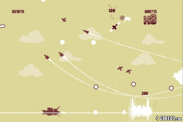 Screenshot for Luftrausers on PC