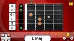 Screenshot for Music On: Electric Guitar - click to enlarge