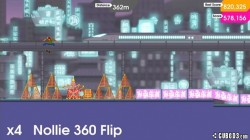 Screenshot for OlliOlli - click to enlarge