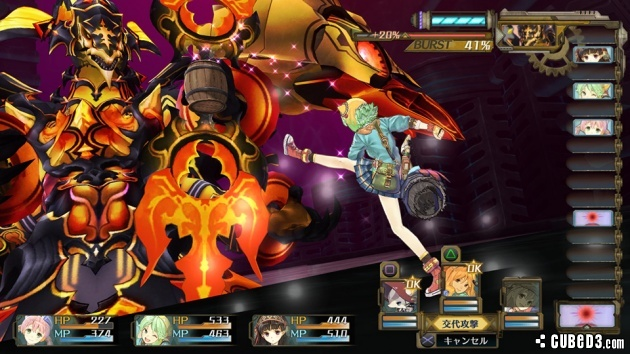 Screenshot for Atelier Shallie: Alchemists of the Dusk Sea on PlayStation 3
