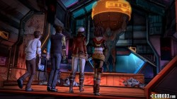 Screenshot for Tales from the Borderlands: Episode 2 - Atlas Mugged - click to enlarge