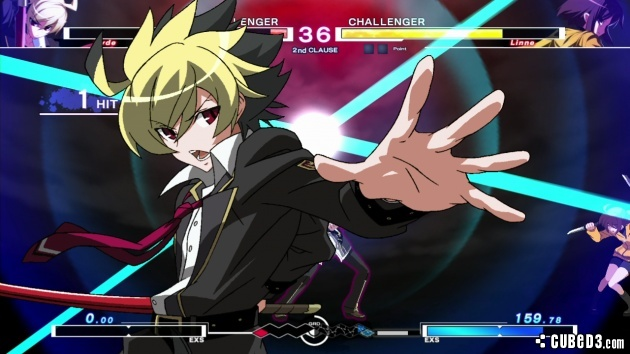 Screenshot for Under Night In-Birth Exe:Late on PlayStation 3