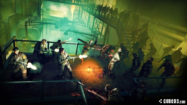Screenshot for Zombie Army Trilogy on PlayStation 4