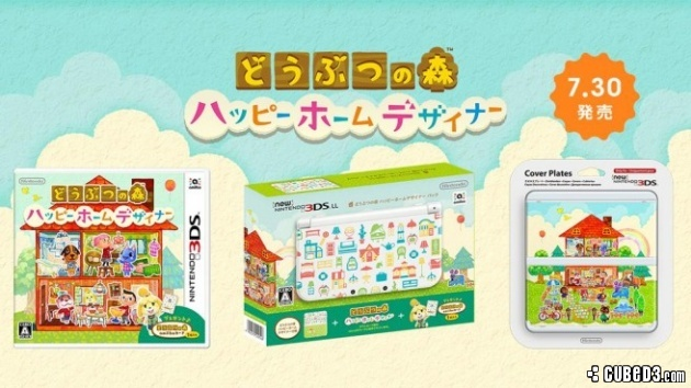 Image for Fresh Animal Crossing: Happy Home Designer Details Announced