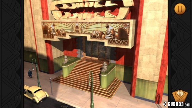 Screenshot for Grim Fandango Remastered on iOS