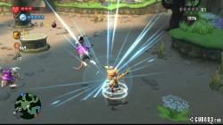 Screenshot for Legend of Kay - click to enlarge
