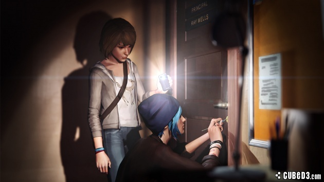 Screenshot for Life is Strange: Episode 3 - Chaos Theory on PlayStation 4