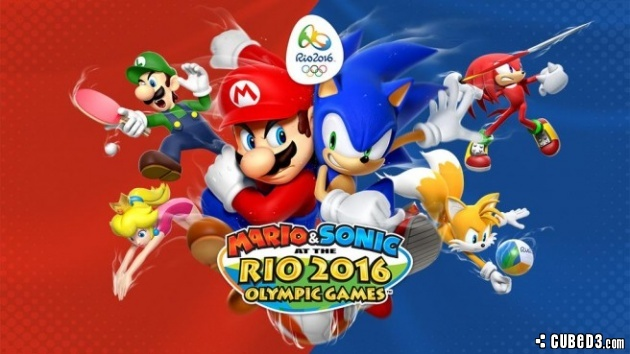 Image for Mario & Sonic at the Rio 2016 Olympic Games Announced