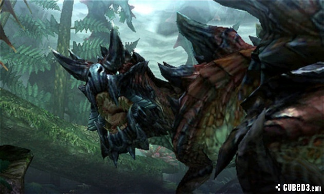 Image for More Beast Slaying with Monster Hunter X on 3DS
