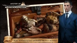 Screenshot for Mystery of Neuschwanstein - click to enlarge