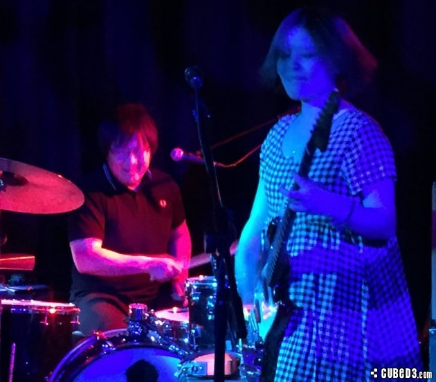 Image for Event Review | Live: taffy at Kraak, Manchester & Liverpool Sound City (MusiCube)