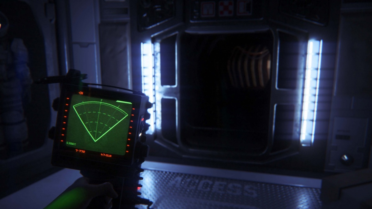 Screenshot for Alien: Isolation - The Collection on PlayStation 4