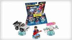 Screenshot for LEGO Dimensions: Back to the Future Level Pack - click to enlarge