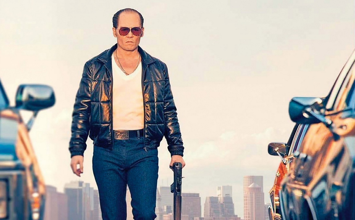Image for Movie Review | Black Mass (Lights, Camera, Action!)