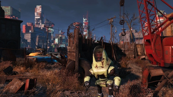 Screenshot for Fallout 4 on PC