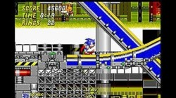 Screenshot for 3D Sonic the Hedgehog 2 - click to enlarge