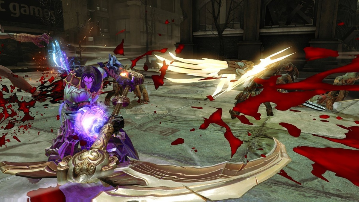 Darksiders ii definitive edition release date listed by retailers.