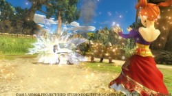 Screenshot for Dragon Quest Heroes: The World Tree