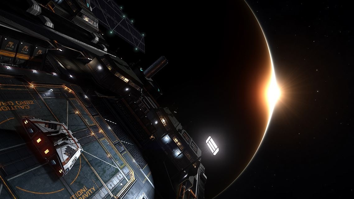 Screenshot for Elite: Dangerous on Xbox One