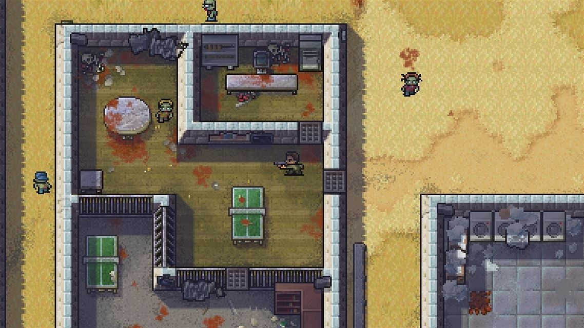 Screenshot for The Escapists: The Walking Dead on Xbox One