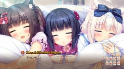 Screenshot for NekoPara Vol. 0 - click to enlarge